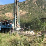 Drilling a Borehole in Remote locations